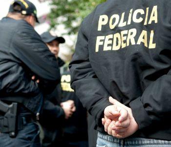 Policia Federal cumpre mandato em Araranguá