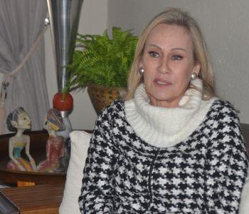 Claudete reforça necessidade de mais mulheres da política