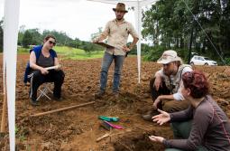 DNIT conclui atividades de pesquisa arqueológica nas obras da BR-285/RS/SC