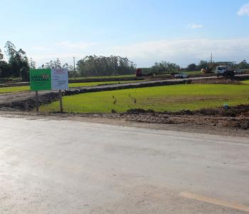 Obras de pavimentação da Jacob Westrup já começaram
