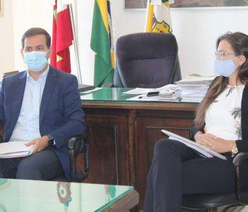 Transição de governo: Edilane Rocha Nocoleite ficará à frente da Secretária de Administração em Maracajá