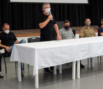 Autoridades de Turvo seguem em alerta com a pandemia