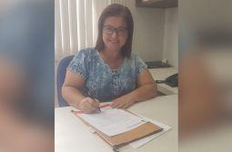 Vereadora eleita Cleonice articula recursos para Turvo