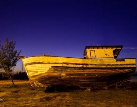 As canoas de Balneário Ilhas