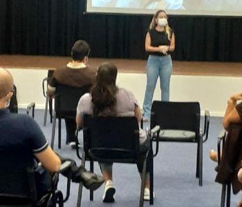 Senac Araranguá e Center Shopping iniciam curso de Liderança