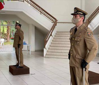 Batalhão da PM de Criciúma tem novo comandante
