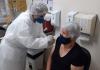 Criciúma recebe mais 4,4 mil doses e vai iniciar vacinação em idosos acima de 64 anos