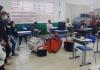 Iniciam as aulas da Fanfarra Municipal de Maracajá